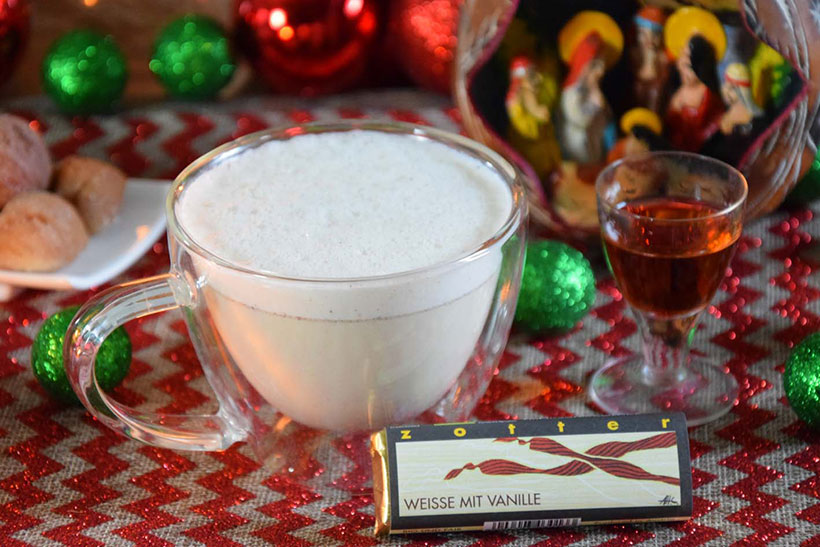 Christkindl-Markterl Choco Smoothie