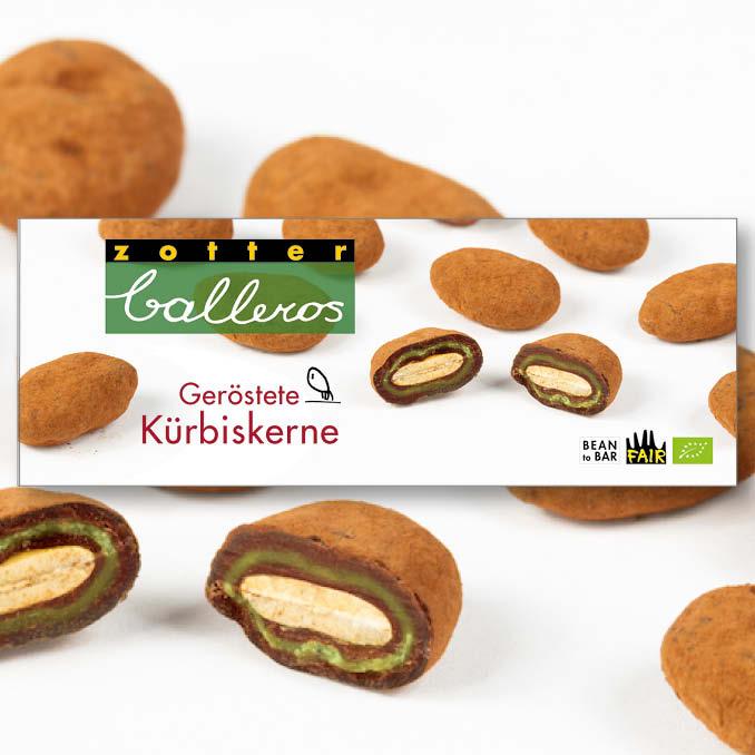 Image of Geröstete Kürbiskerne