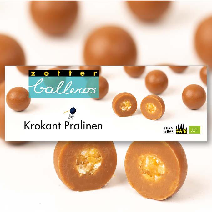 Image of Krokant Pralinen