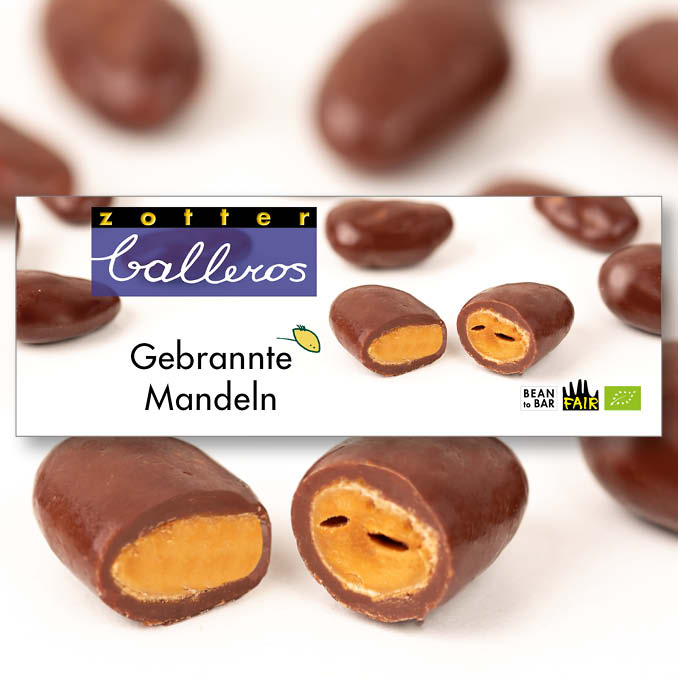 Image of Gebrannte Mandeln