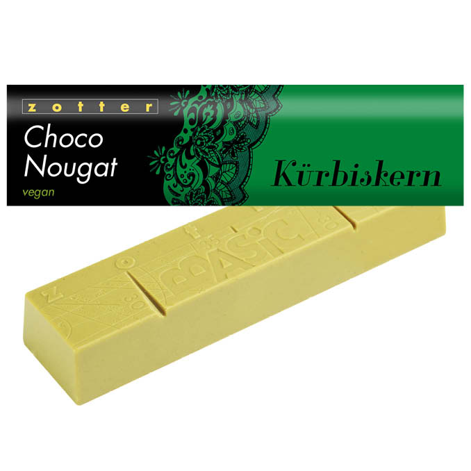 Image of Kürbiskernnougat