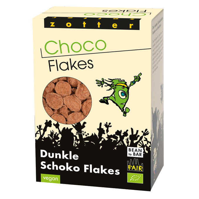 Image of Dunkle Schoko-Flakes