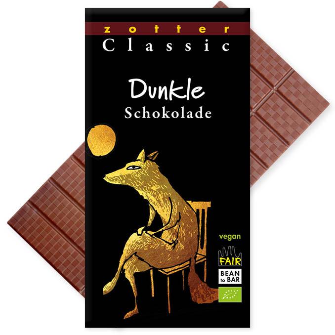 Image of Dunkle Schokolade