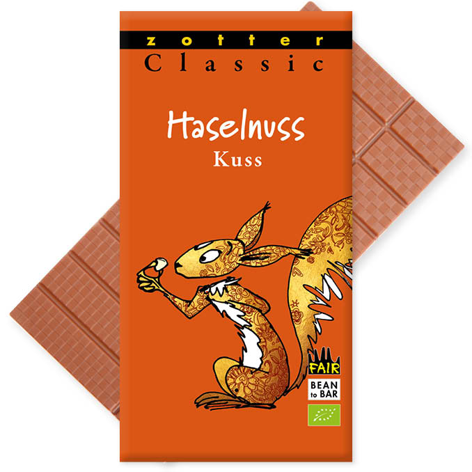 Hazelnut Kiss