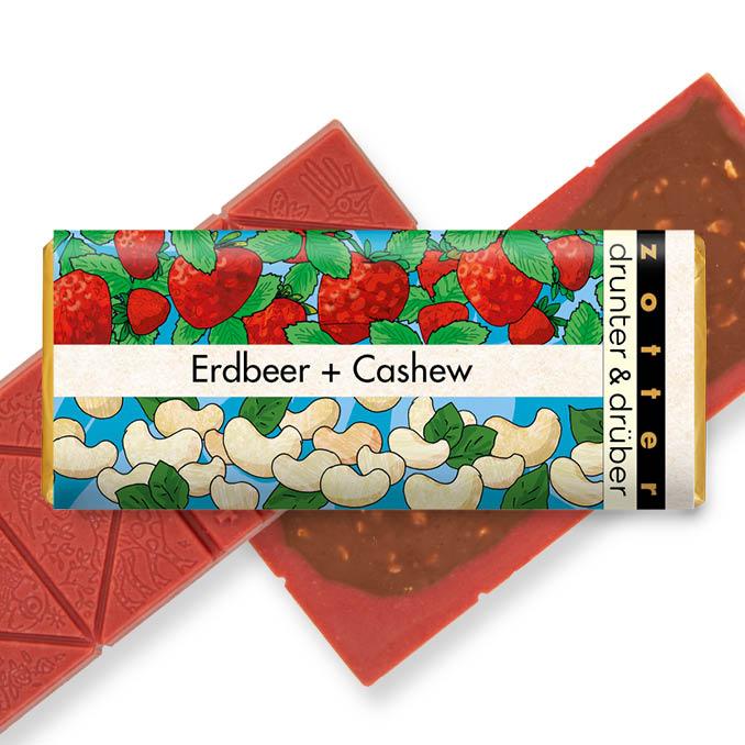 Image of Erdbeer & Cashew