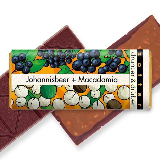 Image of Johannisbeer & Macadamia