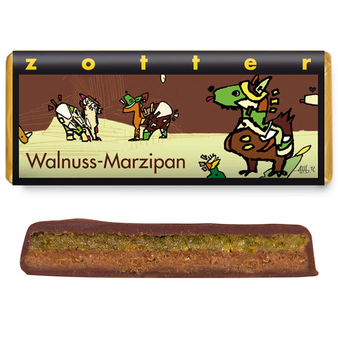 Walnuss-Marzipan
