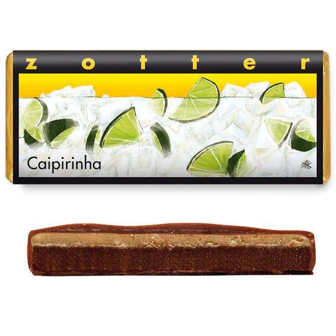 Zotter Caipirinha