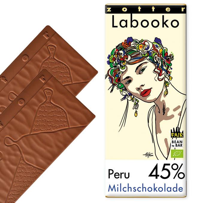 Image of 45% Milchschoko Peru