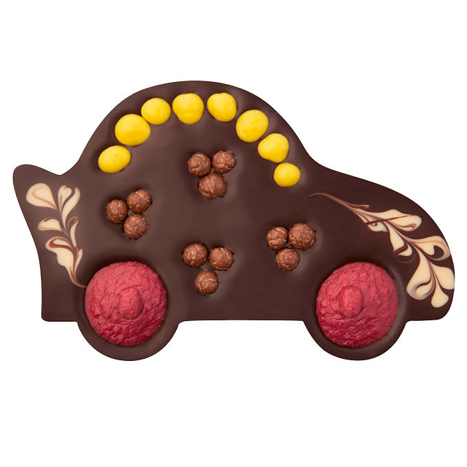 Car with Praline Drive