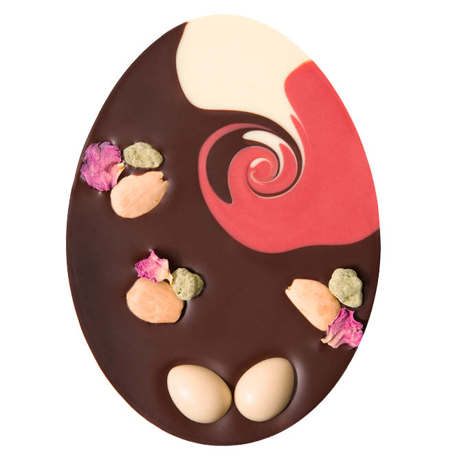 Easter Egg VEGAN with Praline Centre
