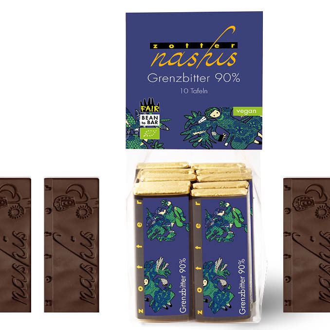 Nashis Dark Chocolate 90%