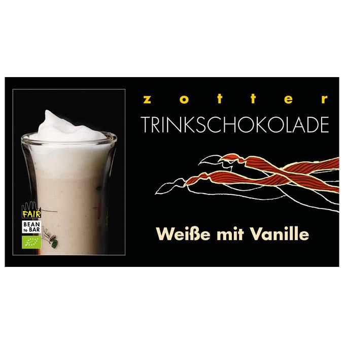 Zotter Weiße mit Vanille