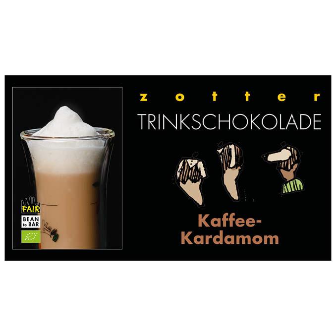 Zotter Kaffee-Kardamom